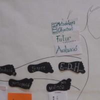 Tancament del curs d'EDH a Sant Boi