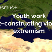 Youth work de-constructing violent extremism: Crida als Participants