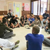 Youth work preventing violent extremism