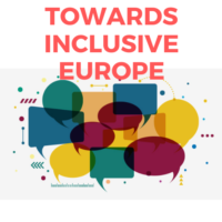 First Public Debate:  Towards Inclusive Europe
